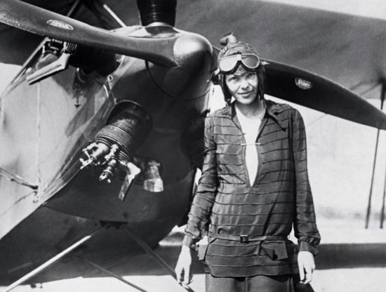 Amelia Earhart: la piloto que conquistó los cielos